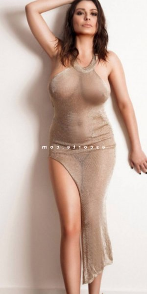 Sarida escort girl rencontre dominatrice à Luisant